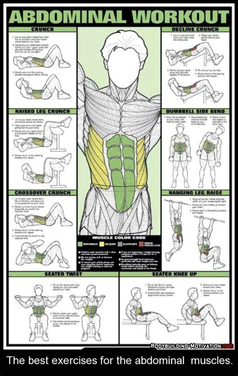 5 for building fitness workouts abdominal exercises