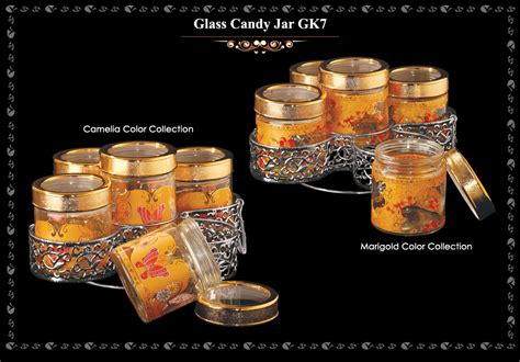 Vicenza Water Jar glass ware jar dapur cantik