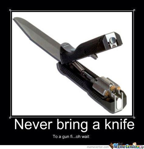 knife gun by zapinsure meme center