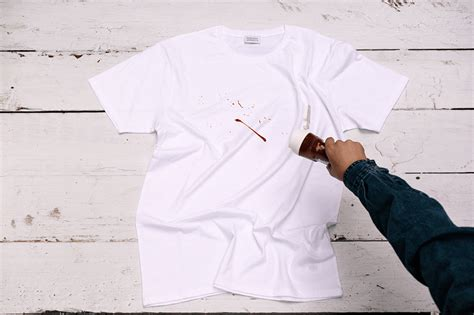 how to get ketchup out of a white shirt t shirts design