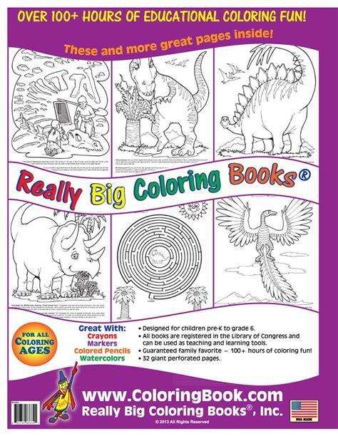 coloring book publishers coloring book publishers dinosaurs big coloring book