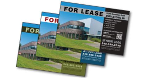 Commercial Real Estate Property Postcards Commercial Real Estate Marketing Templates