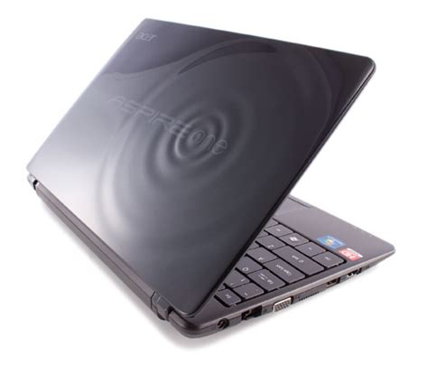 Laptop Acer Aspire One 722 acer aspire one 722 specification details