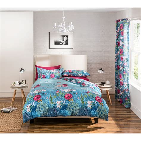 catherine lansfield city scape travel themed bedroom catherine lansfield floral garden bedding set multi
