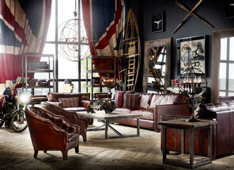 Vintage Interior Design 20 Inventive And Inspiring Eclectic Vintage Interior Design By Timothy Oulton Homesthetics