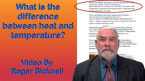 what s the difference between what is the difference between heat and temperature