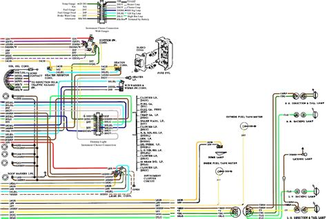 72 chevelle hei distributor wiring diagram 72 wirning