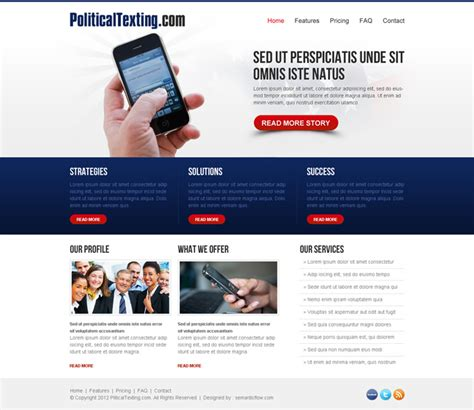 Buy Portfolio Websites For Mba Student by Notification Service Website Design Portfolio Exles