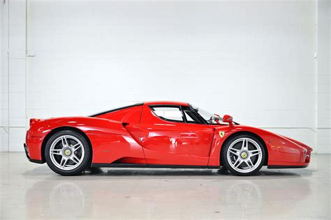 ferrari enzo my precious ferrari enzo with just 354 miles for sale