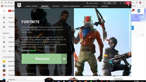 play fortnite   pc windows mac