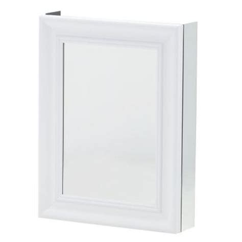 20 x 26 recessed medicine cabinet pegasus 20 in x 26 in mirrored recessed or surface mount