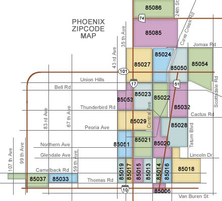 zip code map for phoenix phoenix weed control for commercial residential and hoa