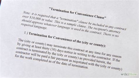Gsa Contract Letter Of Supply contract termination seller gsa letter best free
