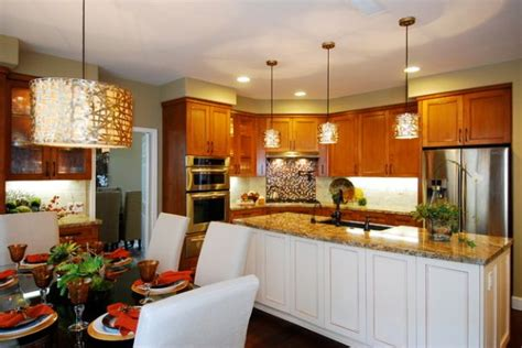 hanging lights over kitchen island 55 beautiful hanging pendant lights for your kitchen island
