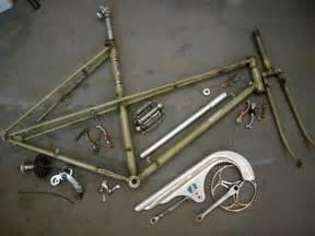 Peugeot Bicycle Parts 1930 S Peugeot Mixte 650b Part Ii Restoring Vintage