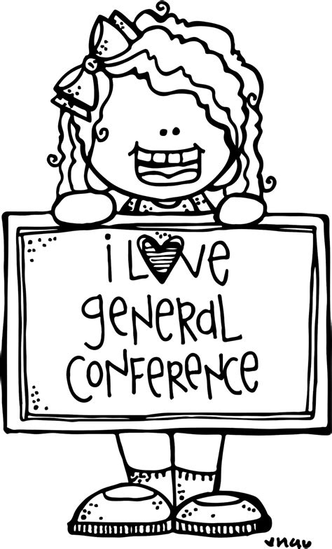 conference coloring pages lds melonheadz lds illustrating just in time for general