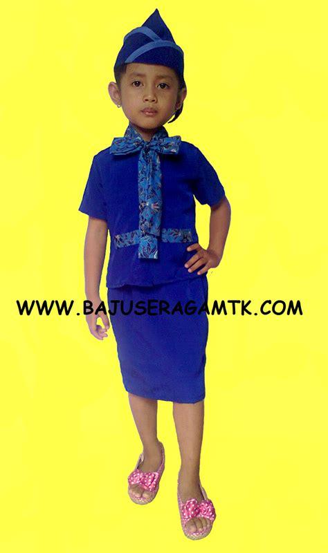Baju Gamis Batik Anak Anak   Hijab Nemo