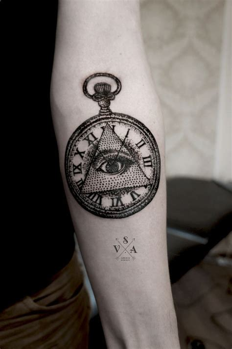 pyramid clock tattoo 17 best pyramid clock images on clock