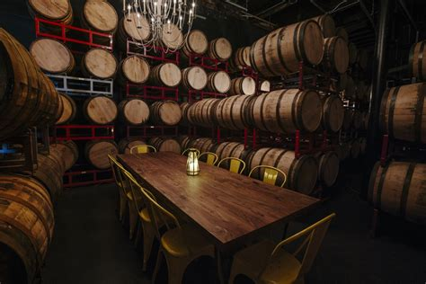 the barrel room opening soon eat dtsa first look at the bully boy still to glass cocktail bar