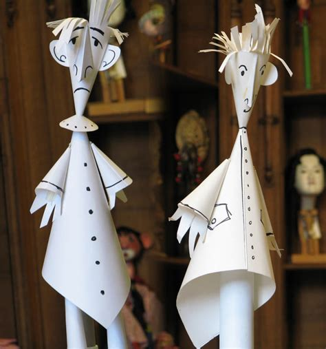 Paper Puppet Crafts - best 25 paper puppets ideas on puppets