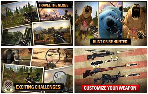 download game android mod deer hunter 2014 deer hunter mod apk android game
