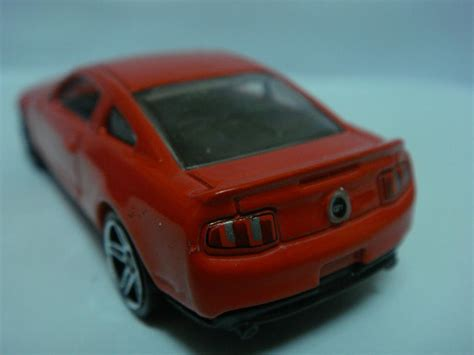 ford mustang hot wheels toy appears  ebay carscoops