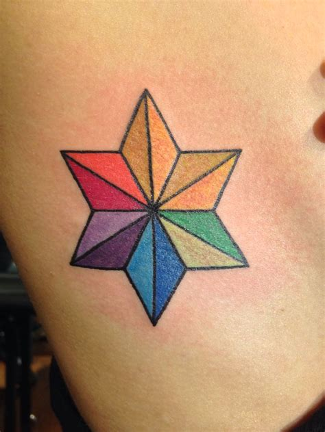 tattoo geometric color 17 best images about ink inspiration on pinterest
