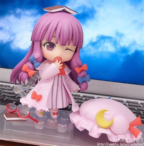 521 Nendoroid Patchouli Knowledge nendoroid patchouli knowledge kahotan s
