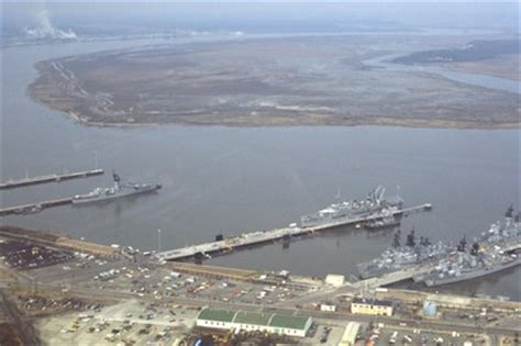"""""""charleston: naval base"""" by chet smolski"""