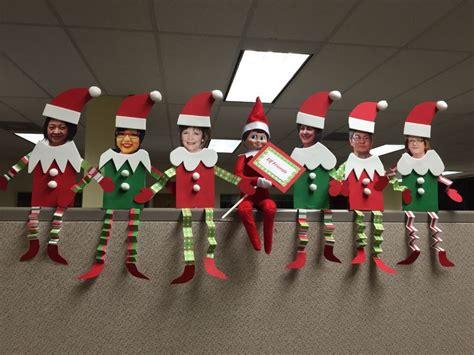 elf   shelf   office elf friends christmas