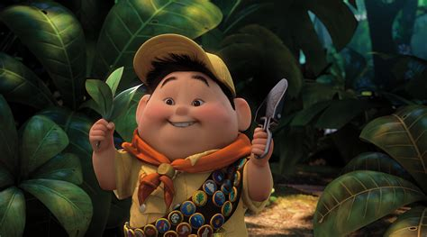 film up russell russel from up pixar quotes quotesgram
