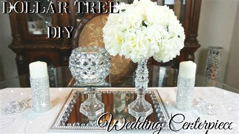 diy dollar tree wedding centerpiece diy dollar store