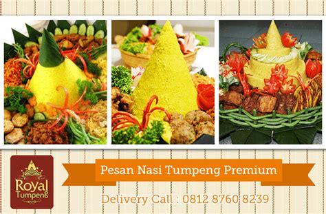 Nasi Box Murah Di Pondok Betung royal tumpeng catering nasi tumpeng kualitas premium jakarta