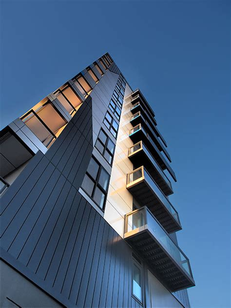 architect and design nine storey melbourne apartment goes up in just five days
