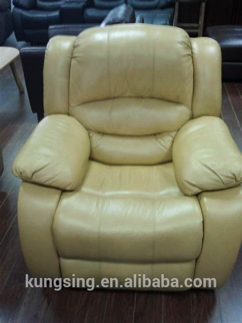 Yellow Leather Recliner by Yellow Leather Recliner Single Sofa Buy Recliner Single Sofa Single Recliner Sofa Yellow
