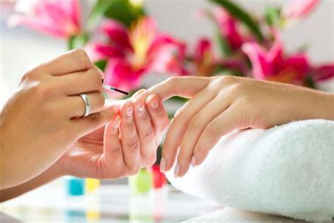 Manicure Pedicure Di Salon manicure pedicure glow skincare and spa
