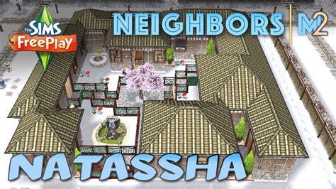 design clothes neighbor sims freeplay sims freeplay natassha s house neighbor s original