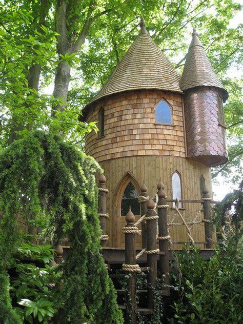 fairy tale tree house abode