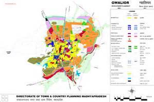 Gwalior Development Plan 2021 Map Draft PDF Download ...