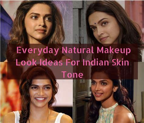 natural makeup tutorial for indian skin best everyday makeup for indian skin saubhaya makeup