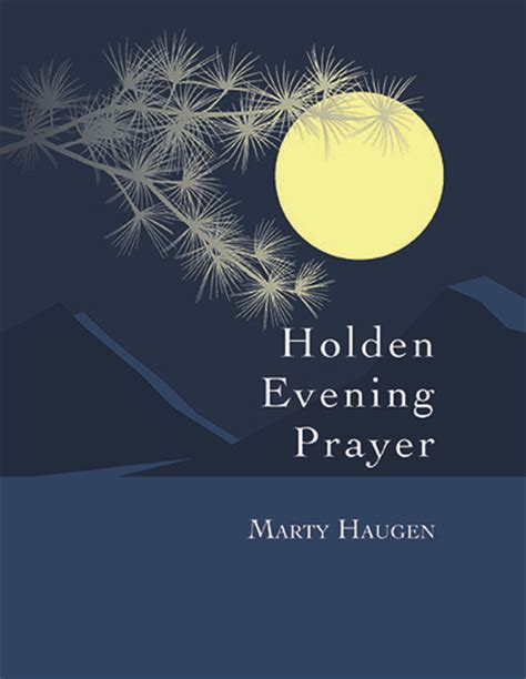 holden prayer service holden evening prayer and vesper service horizons