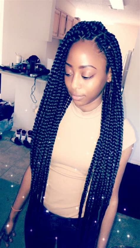 black braids for pregnancy 1179 best inspiration for my hair a k a box braids images
