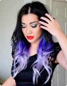 black n purple hair top 7 best black ombre hair color ideas vpfashion