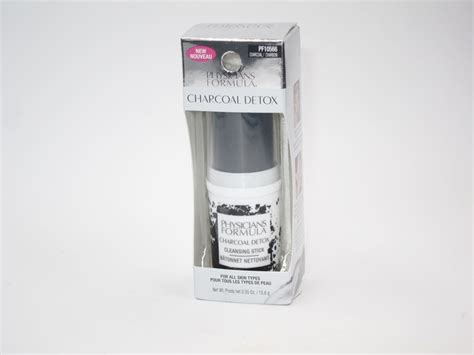 Formulas Charcoal Detox Cleanser Review by Physicians Formula Charcoal Detox Cleansing Stick Review