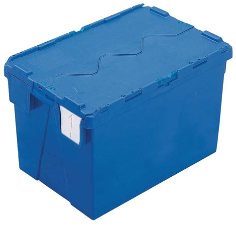 acrylic box ukuran 25x35x2cm 70 litre attached lid container ref at644004 box