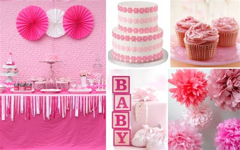 themes in girl kids party hub baby shower and christening theme ideas