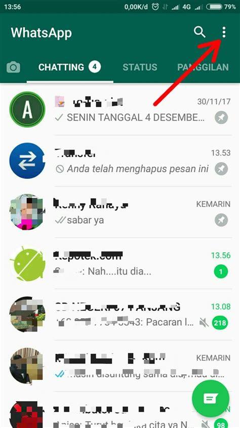 Wallpaper Untuk Chat | cara mengganti wallpaper chat whatsapp inwepo
