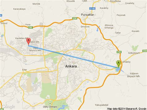 Batik Yenimahalle Ankara ankara yenimahalle bat箟kent ankara mavi g 246 l aras箟 ka 231 kilometre