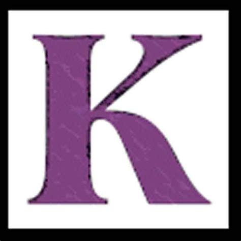 The Letter K the letter k search letter k