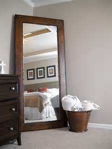 large mirror for master bedroom